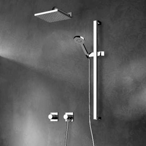 Keuco Ixmo Shower Set F