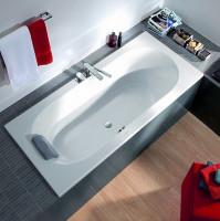 Villeroy & Boch Loop & Friends Oval Duo Single Ended Bath