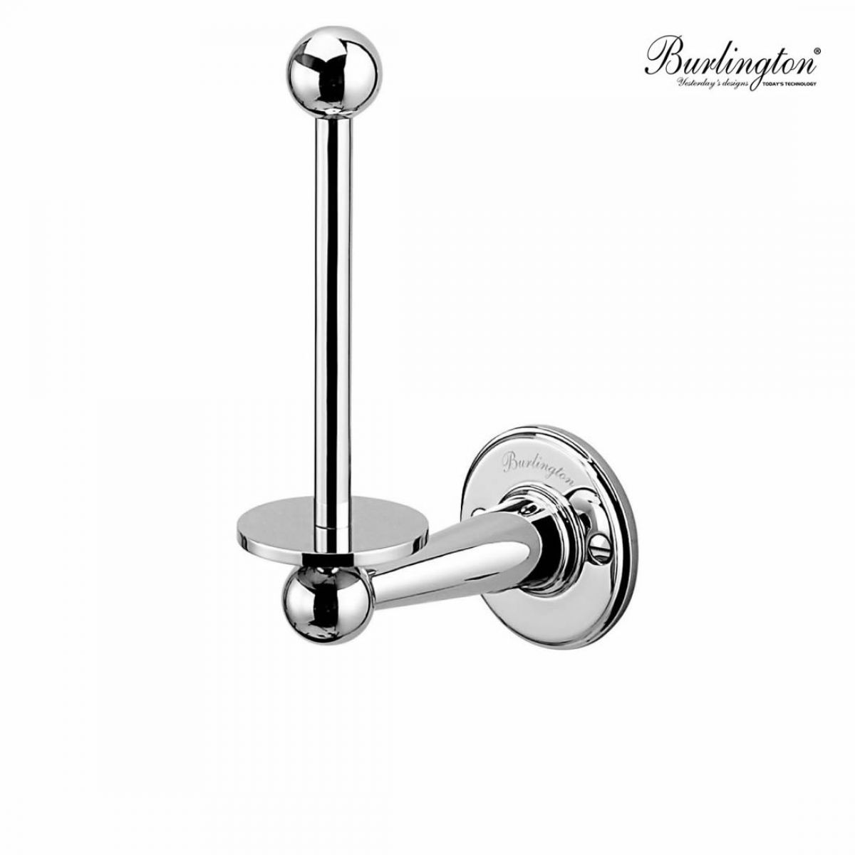 Burlington Spare Toilet Roll Holder