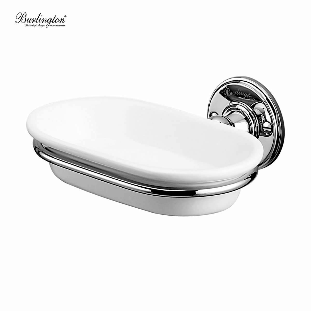 Burlington Wall Mounted Soap Dish Bathrooms Direct Yorkshire