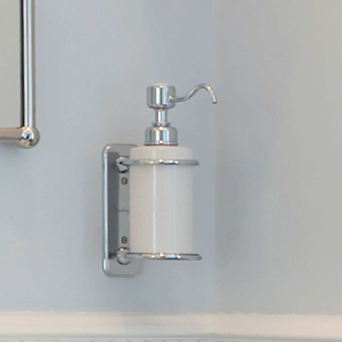 Burlington Wall Mounted Liquid Soap Dispenser