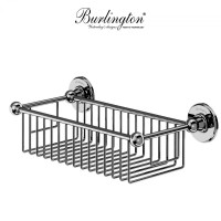 Burlington Traditional Deep Soap Basket
