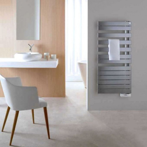 Zehnder Roda Spa Asymmetrical Towel Radiator