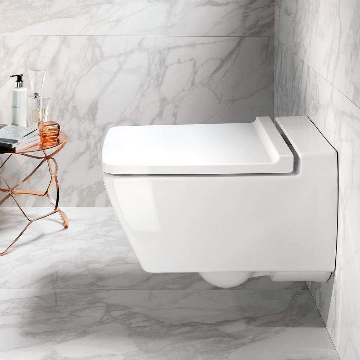 Geberit Xeno2 Wall Mounted Toilet Rimfree
