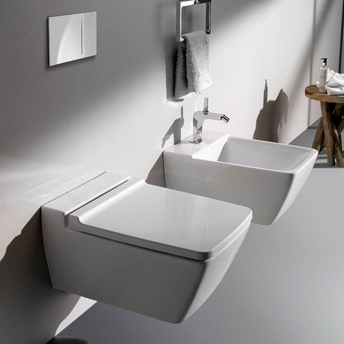 Geberit Xeno2 Wall Hung Toilet Rimfree Bathrooms Direct