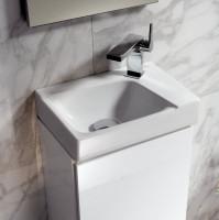 Geberit Xeno2 400mm Cloakroom Vanity Unit With One Door