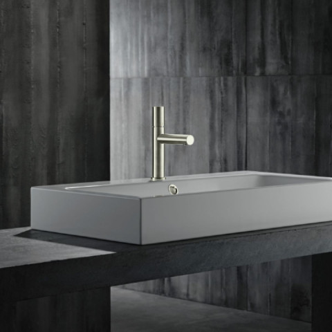 AXOR Uno Single Lever Basin Mixer 80 Zero Handle