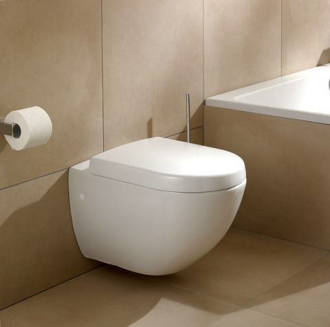 Villeroy & Boch Subway(Soho) Compact Wall Hung Toilet