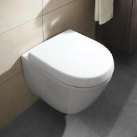 Villeroy & Boch Subway(Soho) Compact Wall Hung Toilet