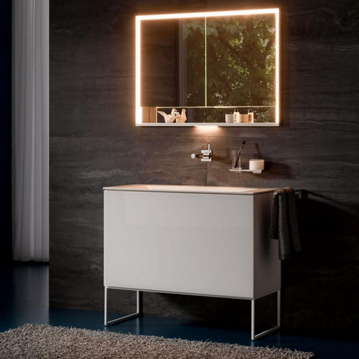 Keuco Plan Deep Vanity Unit