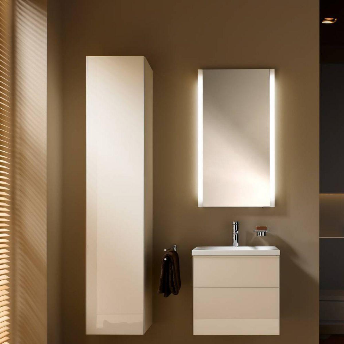 Keuco Royal Reflex 2 Light Mirror Bathrooms Direct Yorkshire