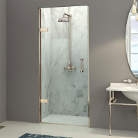 Matki Eauzone Plus Hinged Door From Wall For Recess (EPR)
