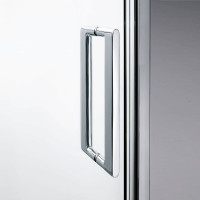 Matki Eauzone Plus Hinged Door With Hinge Panel & Inline Panel For Recess (EPI)