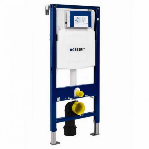 Geberit Duofix WC Frame With Sigma Cistern 1120mm