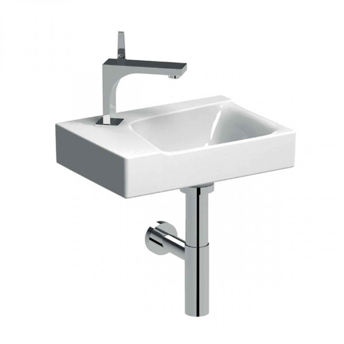 Geberit Xeno2 400mm Handrinse Basin