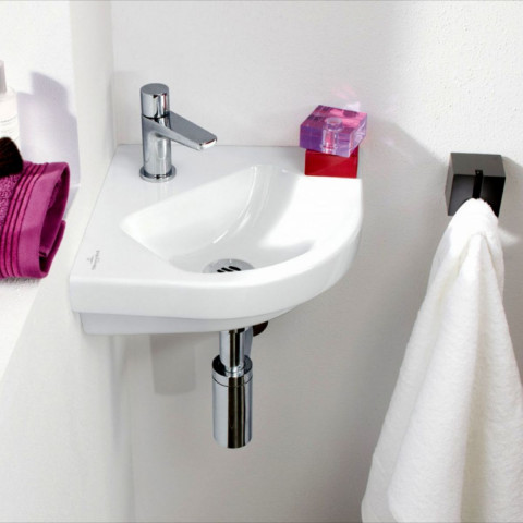 Villeroy & Boch Subway 2.0 Corner Handwash Basin
