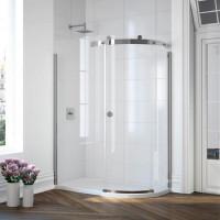 Merlyn Series 10 One Door Offset Quadrant Enclosure
