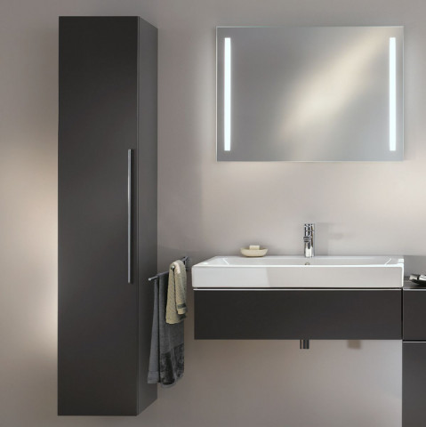 Geberit Icon 1800mm Tall Unit With One Door