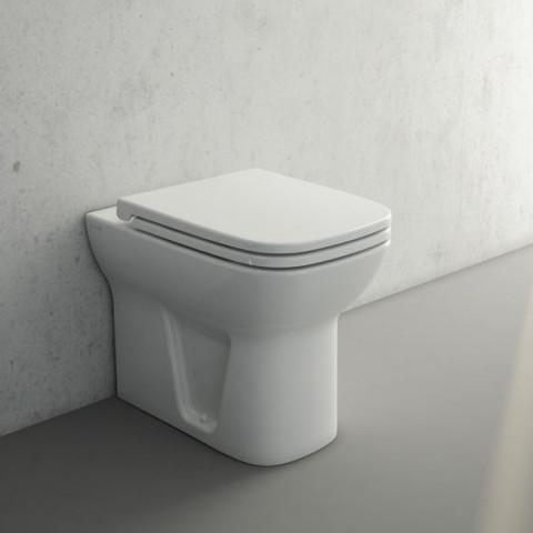 Vitra S20 Back To Wall Toilet