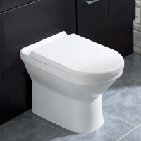 Vitra S50 Back To Wall Toilet