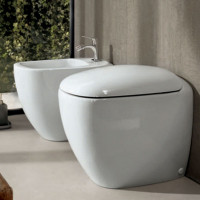 Geberit Citterio Back To Wall Toilet Rimfree
