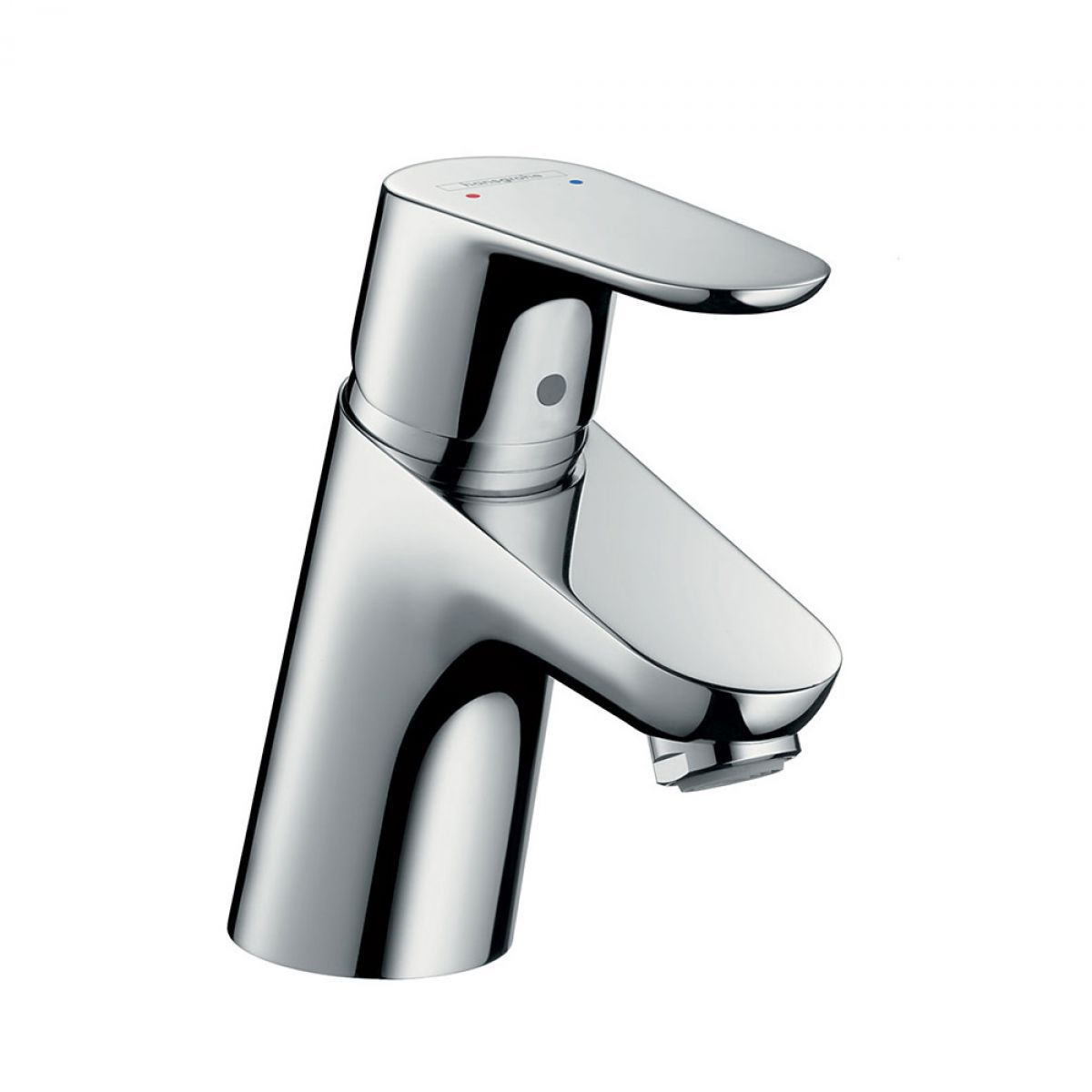 Hansgrohe Focus 70 Basin Mixer | Bathrooms Direct Yorkshire