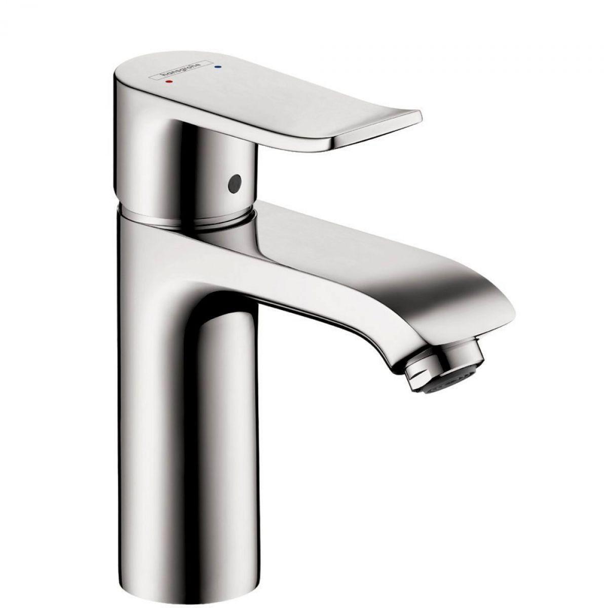 Hansgrohe Metris 110 Basin Mixer | Bathrooms Direct Yorkshire