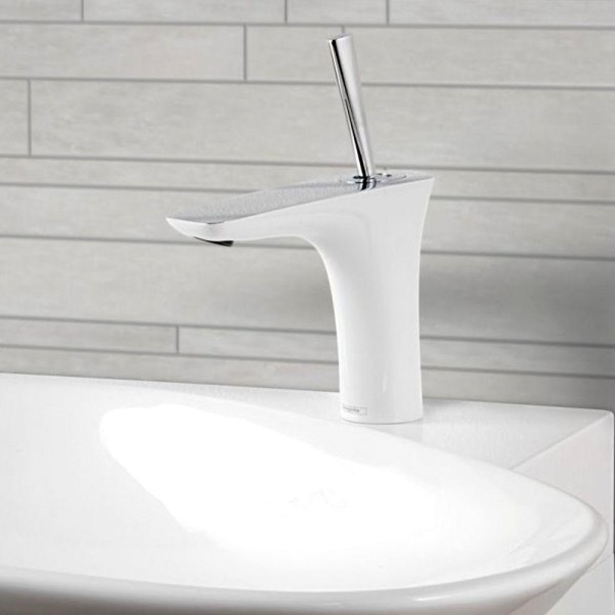 Hansgrohe PuraVida Basin Mixer 110 | Bathrooms Direct Yorkshire