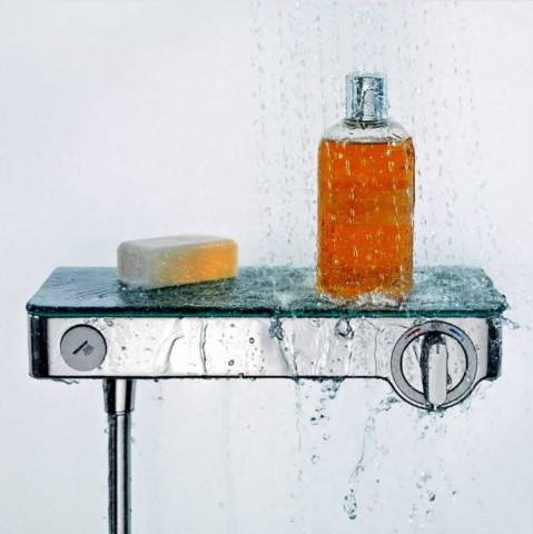 Hansgrohe ShowerTablet Select 300 Thermostatic Shower Mixer