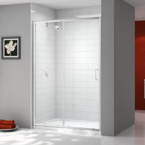 Ionic By Merlyn Express 6mm Sliding Door
