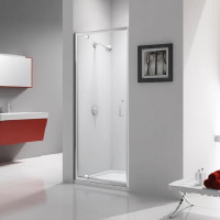 Ionic By Merlyn Express 6mm Pivot Door