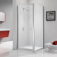Ionic By Merlyn Express 6mm Pivot Door & Side Panel