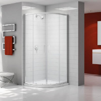 Ionic by Merlyn Express 2 Door Quadrant Shower Enclosure