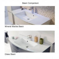Pelipal Cassca 1010mm Vanity Unit & Washbasin