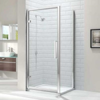 Merlyn Series 8 Hinged Door & Side Panel