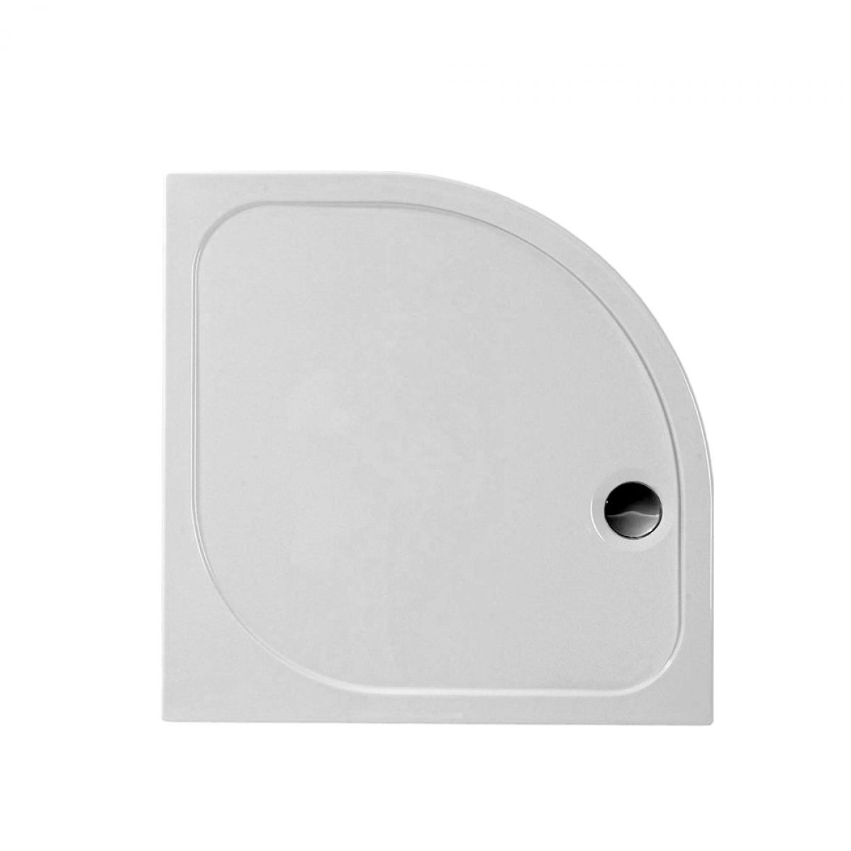 Merlyn MStone 45mm Low Profile Quadrant Shower Tray