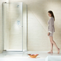 Matki New Radiance Pivot Shower Enclosure