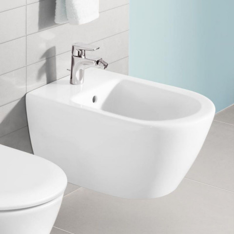 Villeroy & Boch Subway 2.0 Wall Hung Bidet