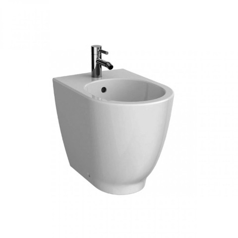 Geberit Acanto Floor Standing Back To Wall Bidet