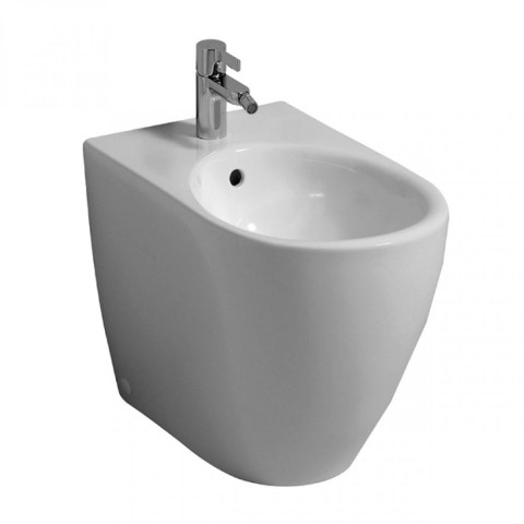Geberit Icon Floor Standing Back To Wall Bidet