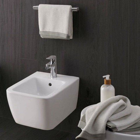 Geberit Icon Square Wall Hung Bidet