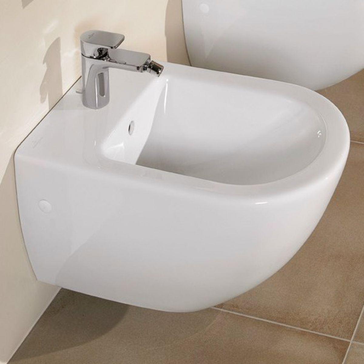 Villeroy & Boch Subway(Soho) Wall Mounted Bidet