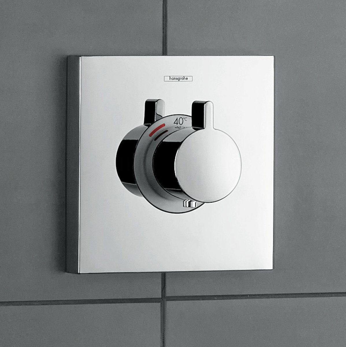 Hansgrohe ShowerSelect Concealed Highflow Shower Mixer
