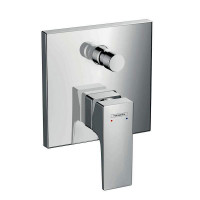 Hansgrohe Metropol Concealed Twin Outlet Single Lever Bath Mixer