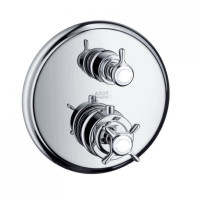 AXOR Montreux Thermostatic Shower Mixer With Shut Off & Diverter