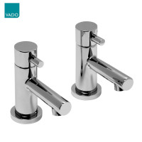 VADO Zoo Pillar Basin Taps