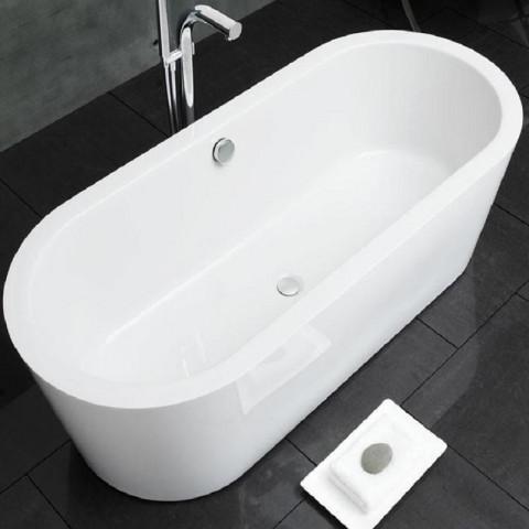 Waters Linear Marsh Freestanding Bath