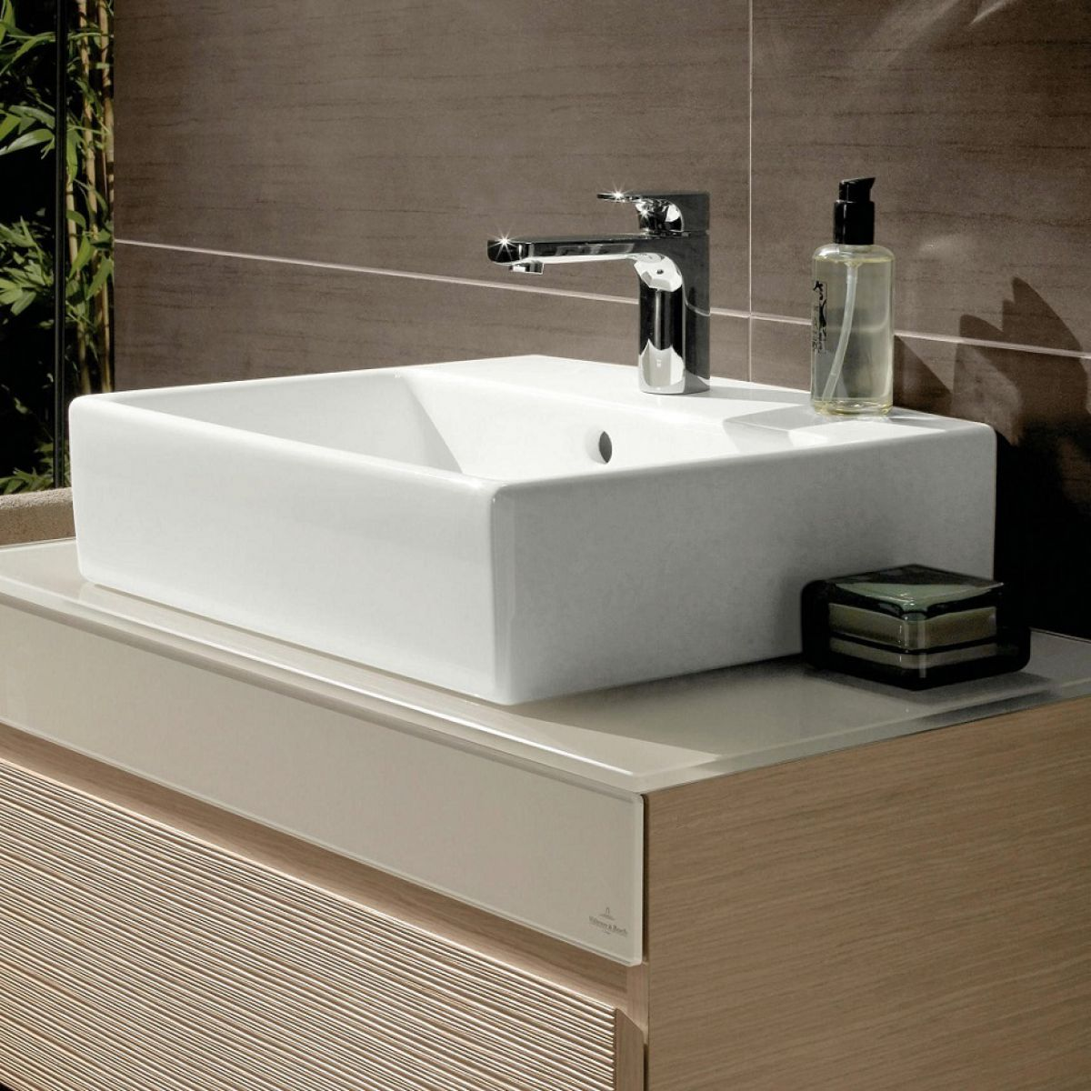 Villeroy & Boch Memento 500mm Surface Mounted Furniture Washbasin