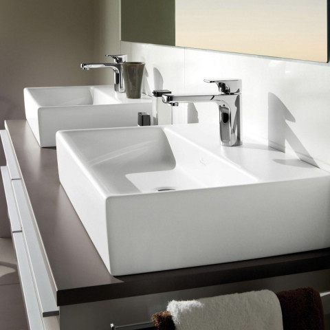 Villeroy & Boch Memento 600mm Surface Mounted Furniture Washbasin