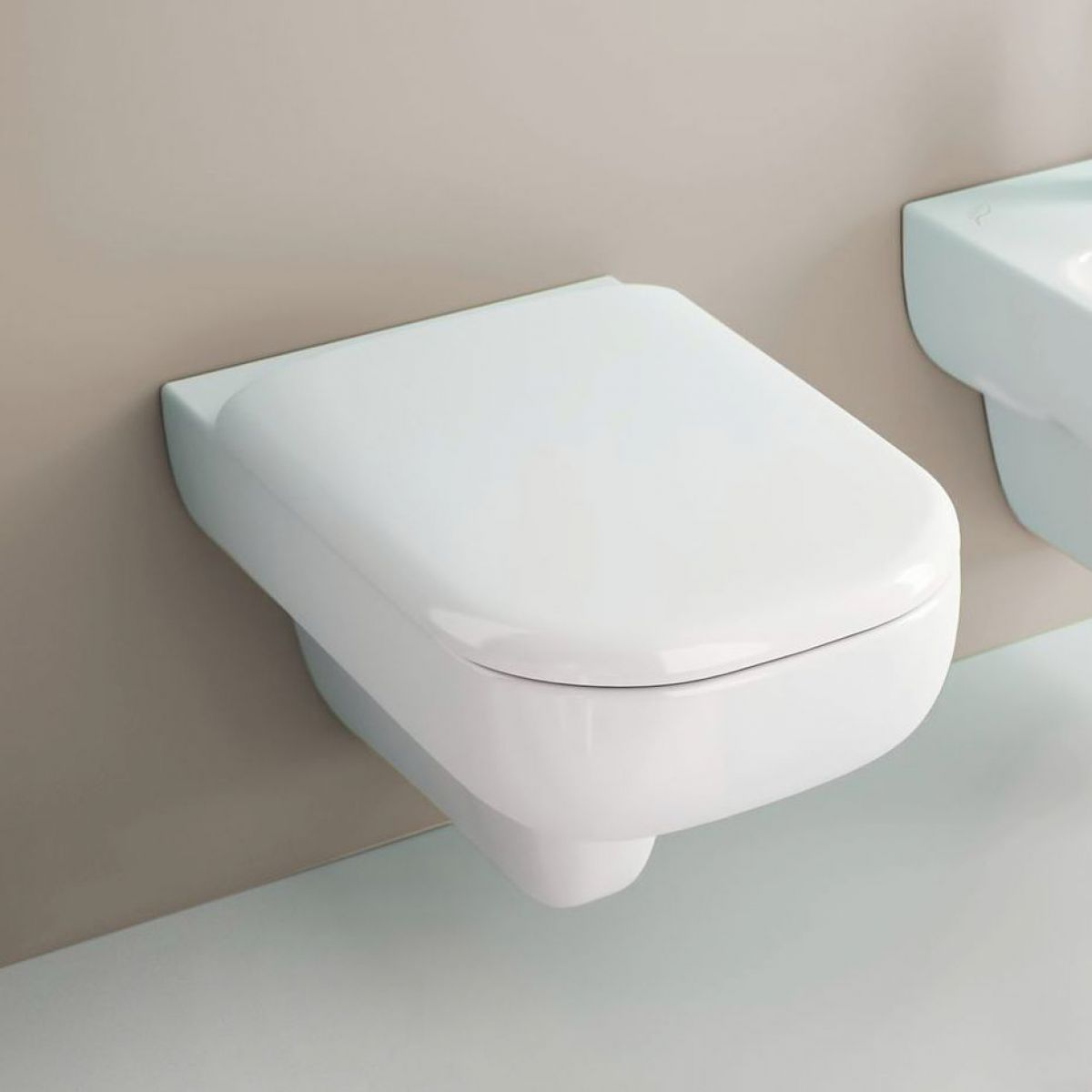 Geberit Smyle Wall Hung Toilet